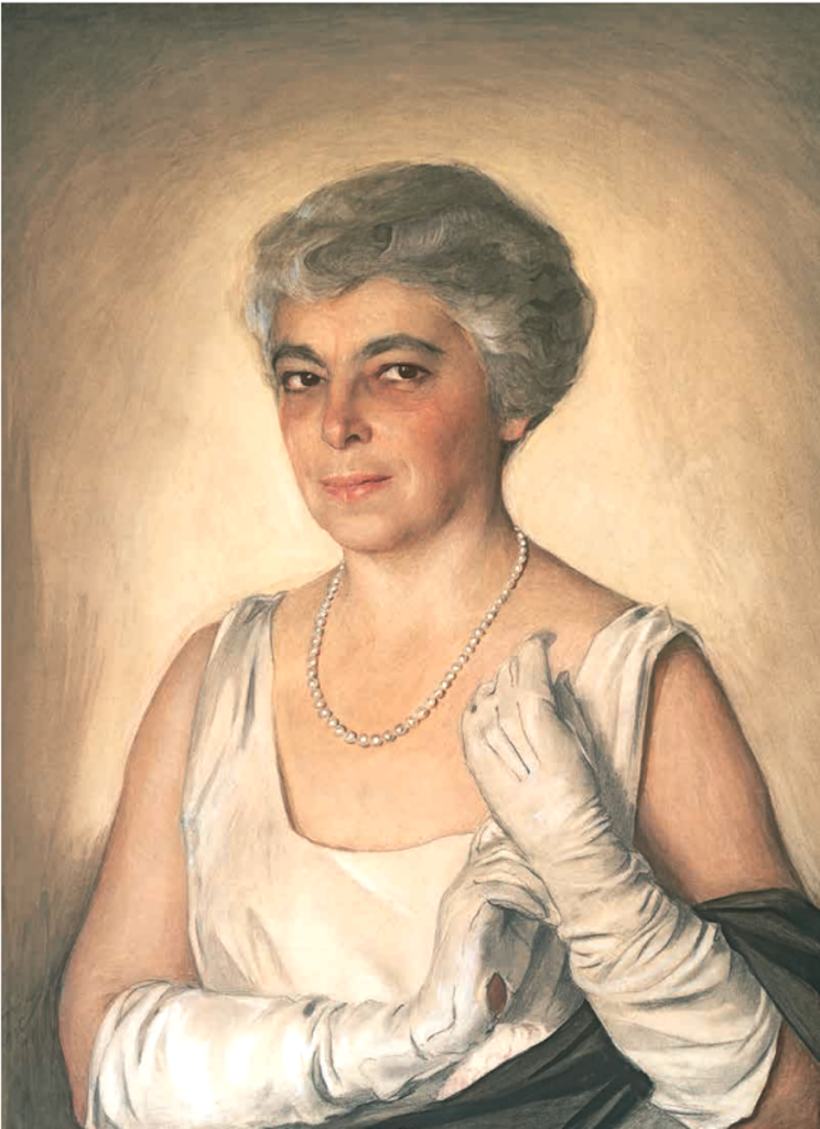 101.2 Портрет Элис - mrs Pierre Du Pont 1920-е