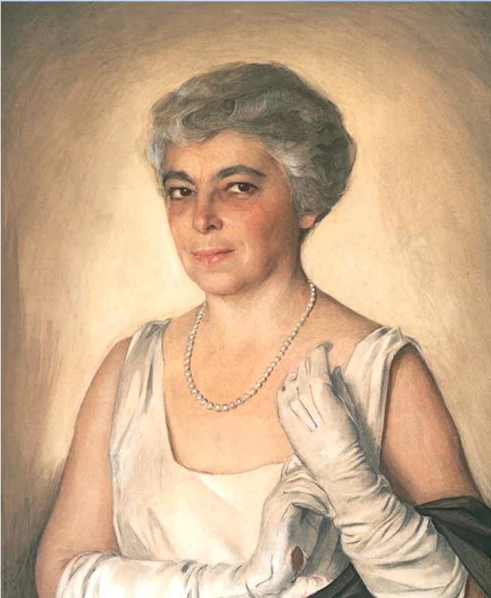 Портрет Элис  -  миссис Пьер Дюпон. 1920-е годы