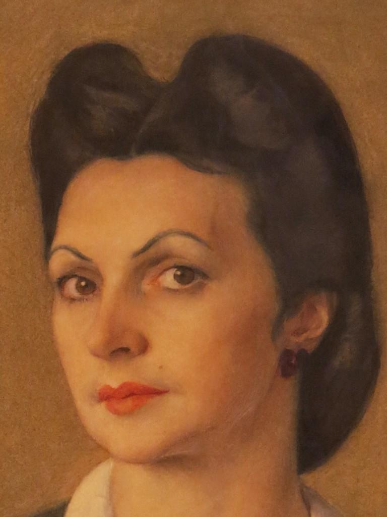 12 Портрет балерины Немчиновой
