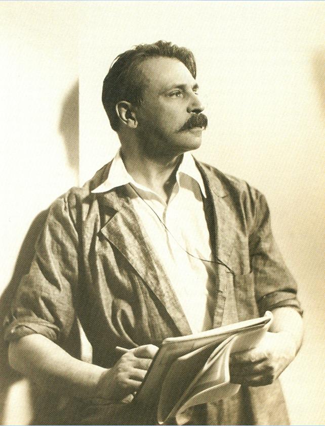 С. А. Сорин. 1920-е годы. Фото.