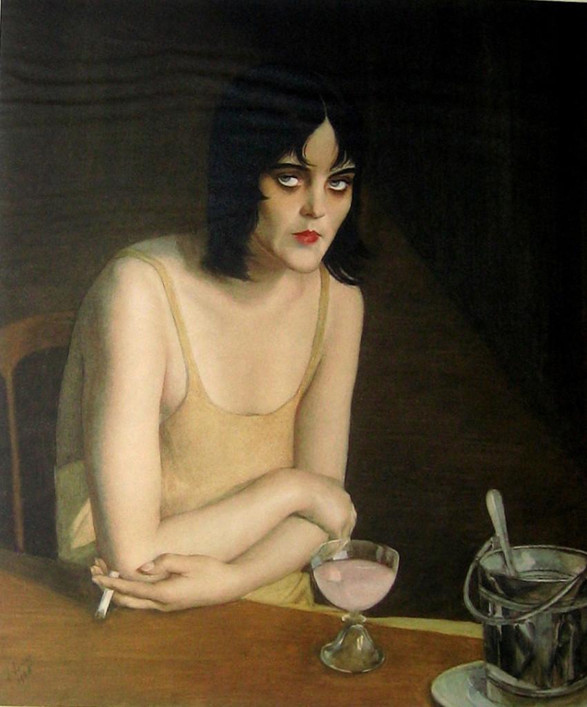 Пьяница 1926г.