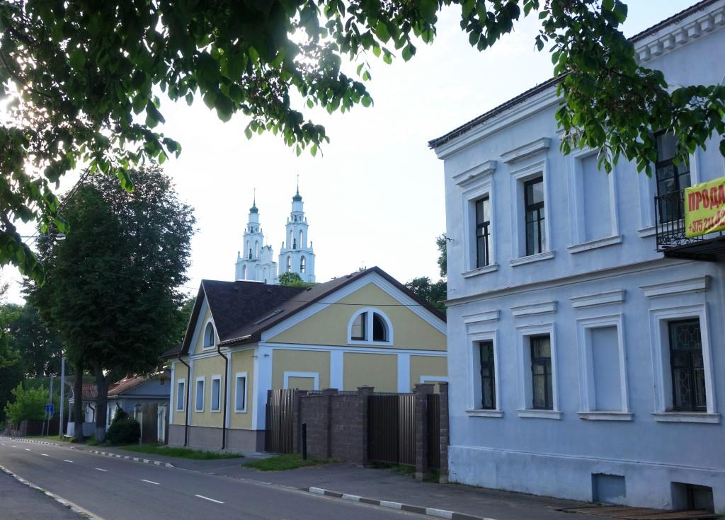 Дома начала 19 века, каторые в детстве видел Савелий