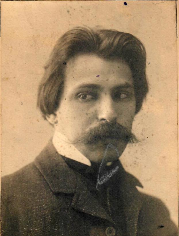 С. Сорин 1910-е