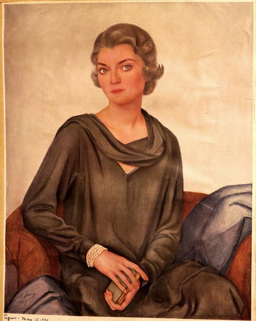 Мона Харрисон Вильямс 1929