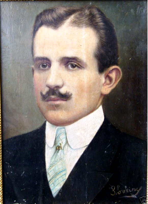 Портрет Великого князя Кирилла Владимировича (?)